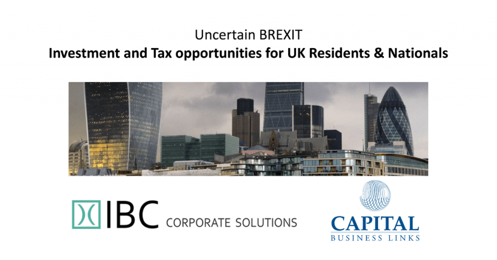 brexit event free london